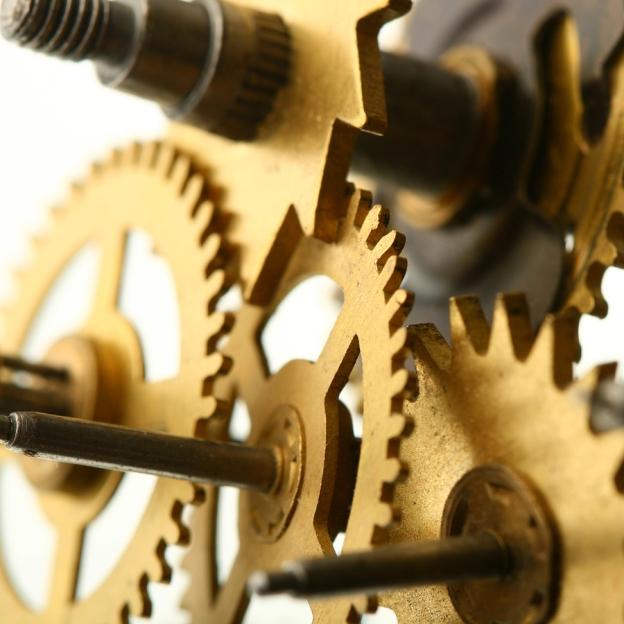 Brass Clockworks