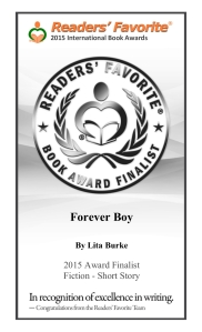 Forever Boy RF Finalist 2015