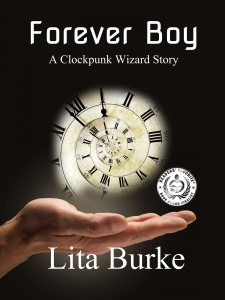Forever Boy By Lita Burke Book Cover RF Finalist
