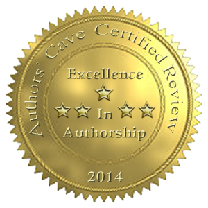 Excellence In Authorship 5 Stars to Lita Burke's Old Bony Blue Eyes from Chameleon for Authors' Cave