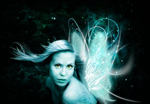 Faries create magical whatnots