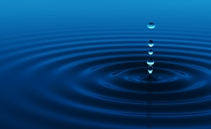 First the Drop of Water, Then the Ripples
