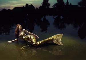 Golden Mermaid