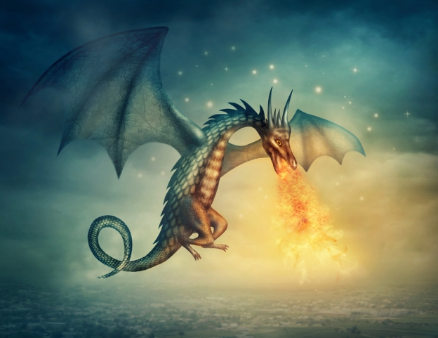 A Wee Dragonette
