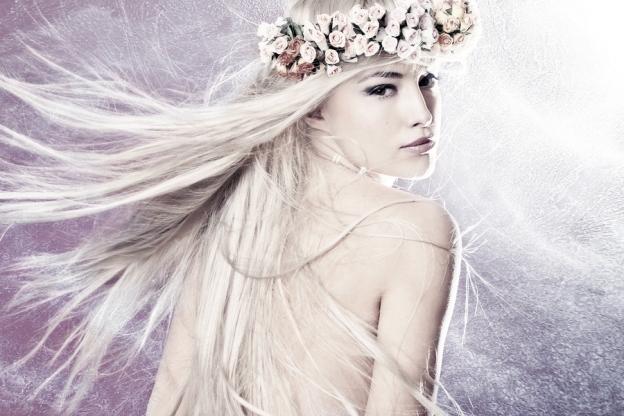 Elf-Kind Woman from Lita Burke's Glitter Ponies