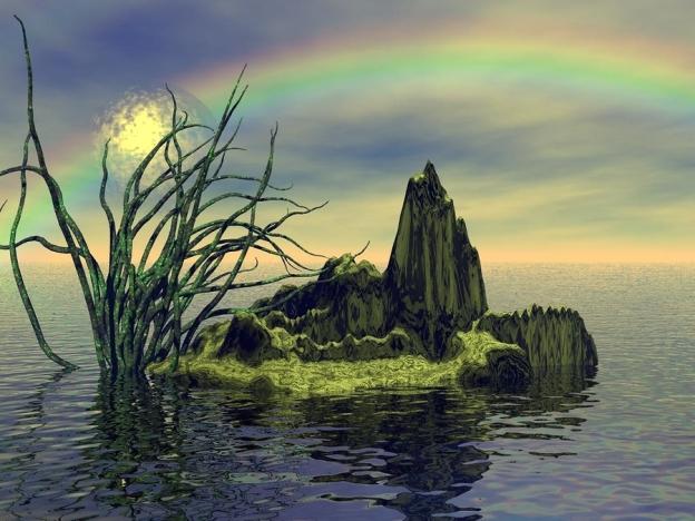 Mermaid's Island