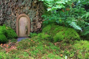 A Magical Door Takes Kate into Hallion