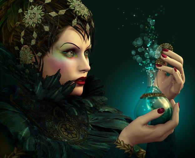 Dramatis Personæ in Lita Burke's Fantasy Worlds