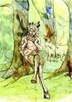 Woodland Satyr