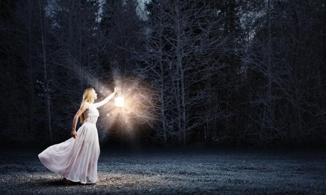 Enchantment Begins in Sye