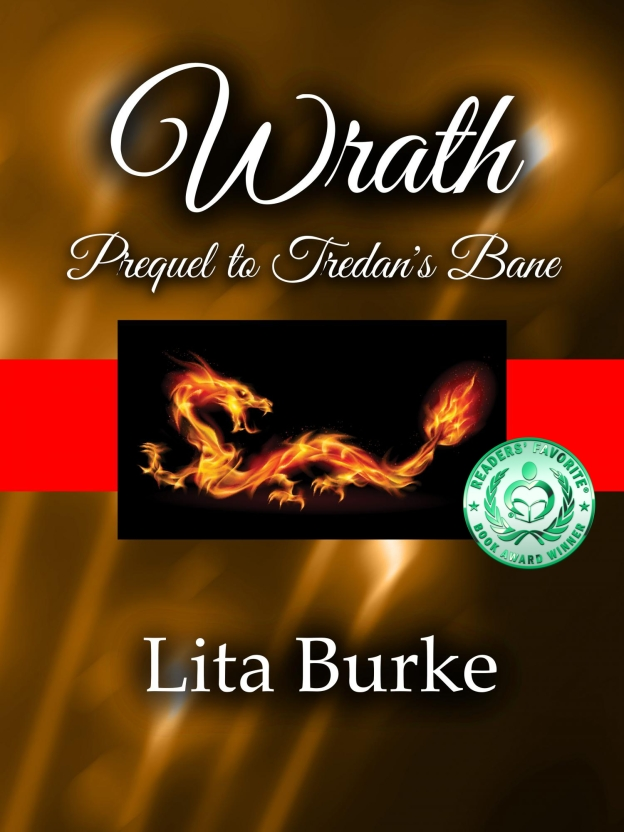 Wrath by Lita Burke