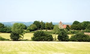 Celia Lives on the Prosperous Merrill Farm in Kent