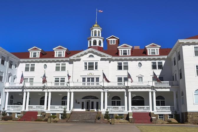 Stanley Hotel Estes Colorado