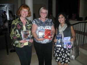RF Miami 2014. Lita, Lorrie, Jalpa.