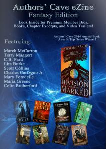 Authors Cave Fantasy eZine