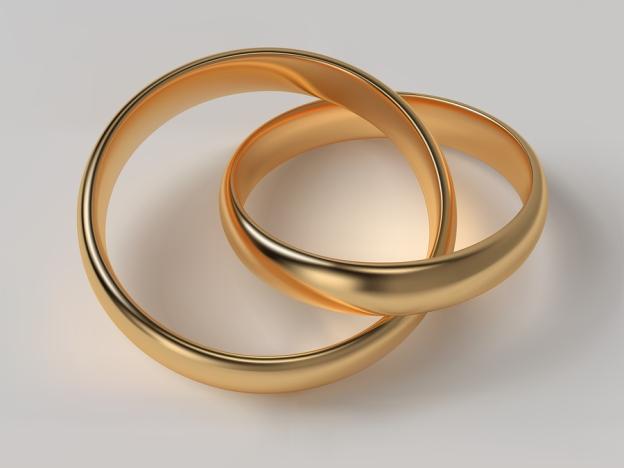 Metal Ring Binding London