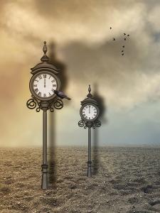 Relentless Time Ticks on in the Clockpunk Wizard World