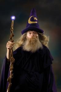 Wizard Morton